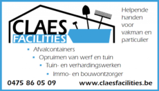 Claes Facilities